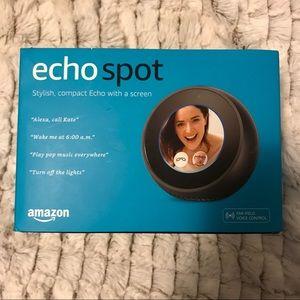Other - Echo Spot- Amazon (Alexa)
